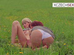 Lesbian Adventure from Tittyholes (2013)